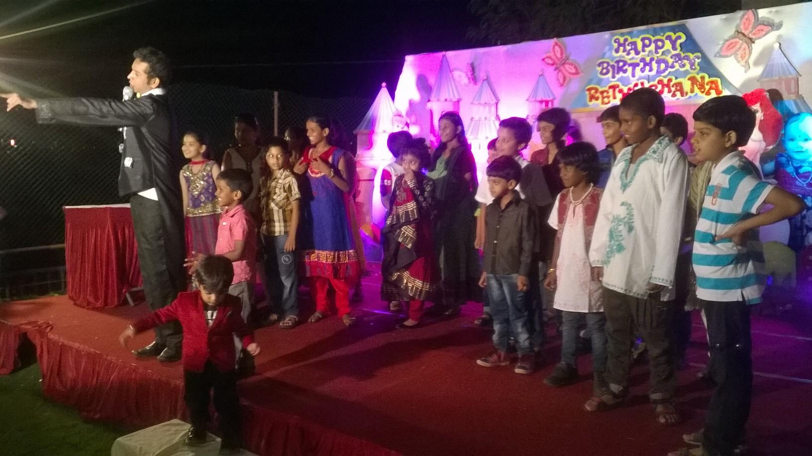 Birthday party decorators and organizers in Vishakapatanam vizag
